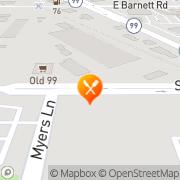 Map Carl's Jr Medford, United States