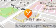 Map Buffalo Wild Wings Hillsboro, United States