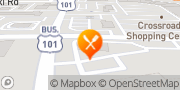 Map Carl's Jr. Ukiah, United States