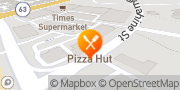 Map Pizza Hut Honolulu, United States
