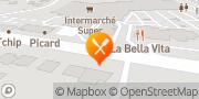 Carte de McDonald's Séné, France