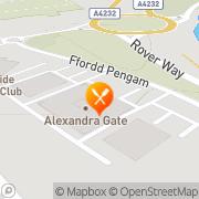 Map online ordering system for restaurants Cardiff, United Kingdom