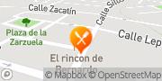 Map El rincón de Bernardo Alcalá de Guadaíra, Spain