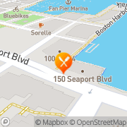 Map Seaport Bar & Grille Boston, United States