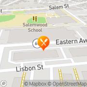 Map Cafe 360 Malden, United States
