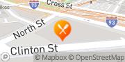 Map Hard Rock Cafe Boston, United States