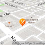 Map Equator Restaurant Boston, United States