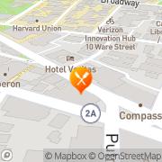 Map Zoe's Cambridge, United States