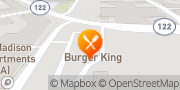 Map Burger King Worcester, United States
