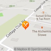 Map Sunset Grille & Tap Room Stowe, United States