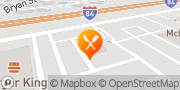 Map Burger King Waterbury, United States