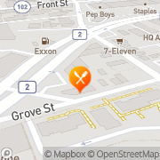 Map Wonder Pizza Hempstead, United States