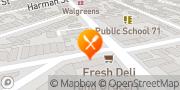 Map The Original Martiniello's Pizzeria & Restaurant Ridgewood, United States