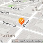 Map VSPOT Brooklyn, United States