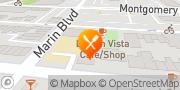 Map Vogue Café Jersey City, United States