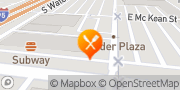 Map Boston Market Philadelphia, United States