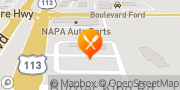 Map Burger King Georgetown, United States