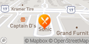 Map Sonic Drive-In Chesapeake, United States