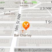 Map Lauriol Plaza Incorporated Washington, United States