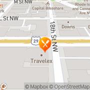 Map Nirvana Washington, United States