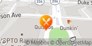 Map Quiznos - Closed Alexandria, United States