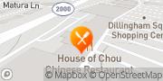 Map House of Chou Lake Ridge, United States