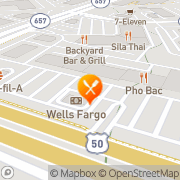 Map Baja Fresh Mexican Grill Chantilly, United States