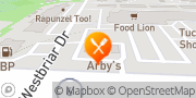 Map Arby's Richmond, United States