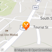 Map Village Idiot Front Royal, United States