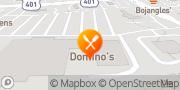 Map Domino's Pizza Fuquay-Varina, United States
