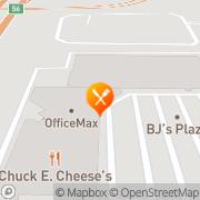Map Boston Market Buffalo, United States