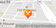 Map Burger King Cary, United States