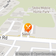 Map Sonic Drive-In Fayetteville, United States
