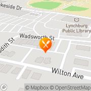 Map Thai 99 III Restaurant Lynchburg, United States