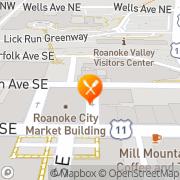 Map Chris Big Dog Roanoke, United States