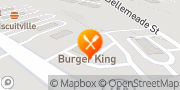 Map Burger King High Point, United States