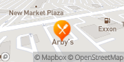 Map Arby's Kernersville, United States