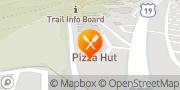 Map Pizza Hut Harmony, United States
