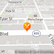 Map Figo's Pepitos House Hollywood, United States