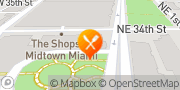 Map Hurricane Grill & Wings Miami, United States