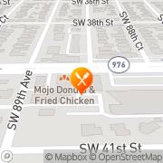 Map Casa Paco Miami, United States