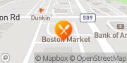 Map Boston Market Melbourne, United States