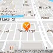 Map Windermere Amura Sushi Bar Orlando, United States