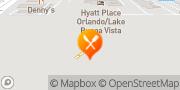 Map Buffalo Wild Wings Orlando, United States
