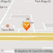 Map Denny's Restaurant Brooksville, United States