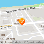 Map Wendy's Huntington, United States