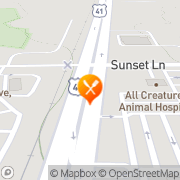 Map The Sunset Dining Lutz, United States