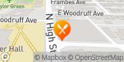 Map Wendy's Columbus, United States