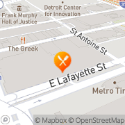 Map Prism Detroit, United States