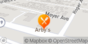Map Arby's Allen Park, United States